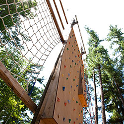 High & Low Challenge Course